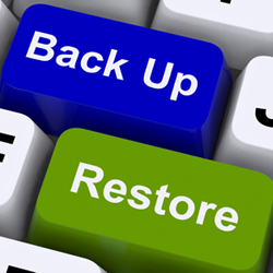 Dont lose your data! Get a backup plan now!