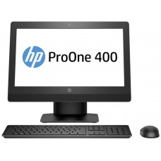 "HP 400 ProOne G3 AIO 20"" Touch Intel Core i5 Desktop"